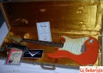 Fender Strat Relic Custom Shop 60'