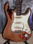 Fender Strat Rory Gallagher Custom Shop