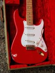 Fender Stratocaster 58 Relic Cunetto Limited