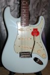 FENDER Stratocaster 60's Classic Player Sonic Blue