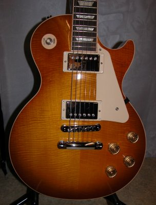 GIBSON Les Paul Traditional 2013 Caramel Burst