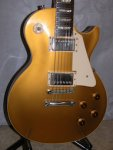 Gibson Les Paul Traditional Gold Top 2010