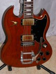 Gibson SG 77' Bigsby