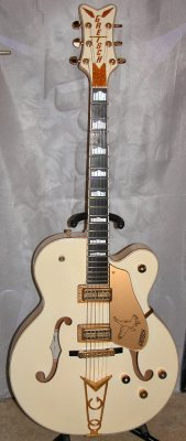 Gretsch White Falcon 1990