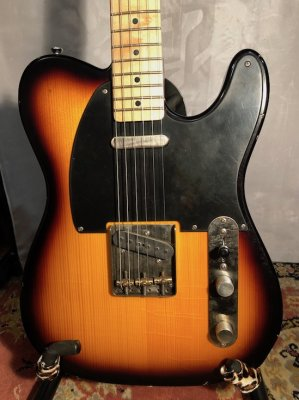 Maybach Teleman T54 Sunburst