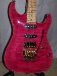 Suhr Carved Top
