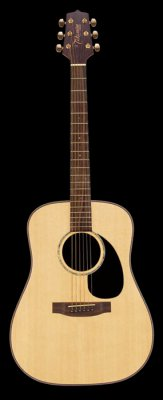 Takamine G-340S Dreadnought Naturelle